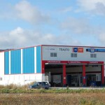 taller de raparación de vehículos